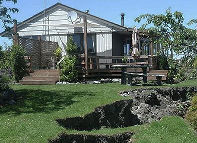 Earthquake Pipe Damage