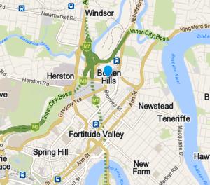 Bowen Hills