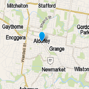 Alderley and surrounding suburbs