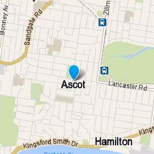 Ascot and surrounding suburbs