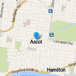 Ascot and surrounding suburbs