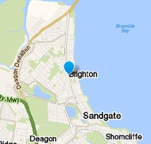 Brighton and surrounding suburbs