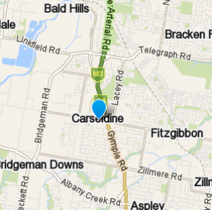 Carseldine and surrounding suburbs