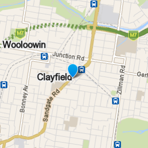 Clayfield and surrounding suburbs