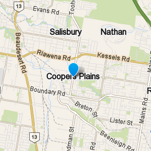 Coopers Plains and surrounding suburbs