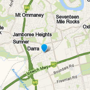 Darra and surrounding suburbs