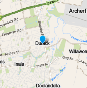 Durack and surrounding suburbs