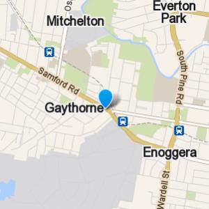 Gaythorne and surrounding suburbs