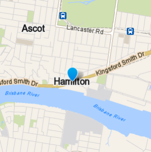 Hamilton and surrounding suburbs