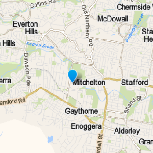 Mitchelton and surrounding suburbs