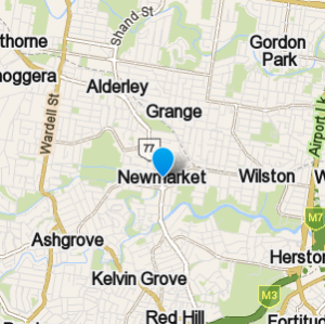 Newmarket and surrounding suburbs