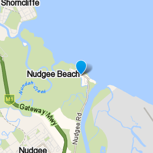 NudgeeBeach and surrounding suburbs