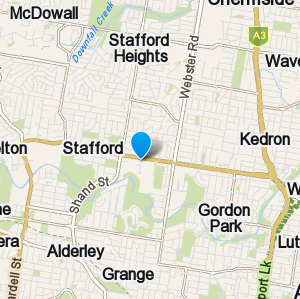 Stafford and surrounding suburbs