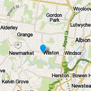 Wilston and surrounding suburbs