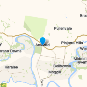 Anstead and surrounding suburbs