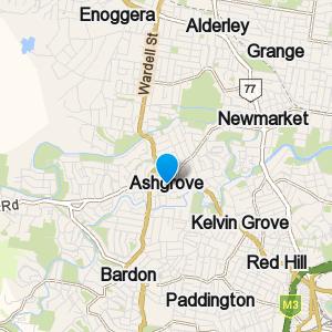Ashgrove and surrounding suburbs