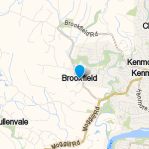 Brookfield and surrounding suburbs