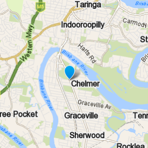 Chelmer and surrounding suburbs
