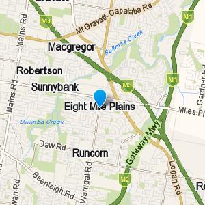 EightMilePlains and surrounding suburbs