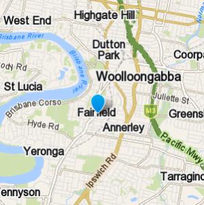 Fairfield and surrounding suburbs