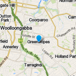 Greenslopes and surrounding suburbs