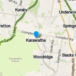 Karawatha and surrounding suburbs