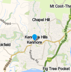 Kenmore and surrounding suburbs