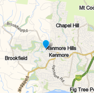 KenmoreHills and surrounding suburbs
