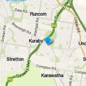 Kuraby and surrounding suburbs