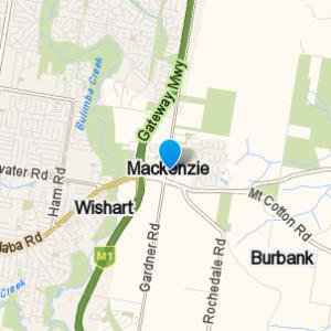Mackenzie and surrounding suburbs