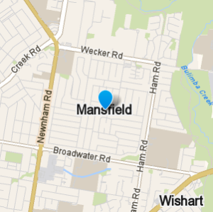 Mansfield and surrounding suburbs