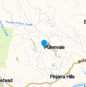 Pullenvale and surrounding suburbs