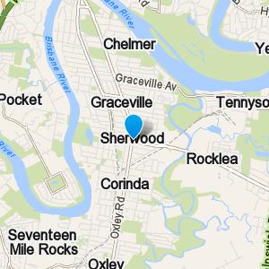 Sherwood and surrounding suburbs