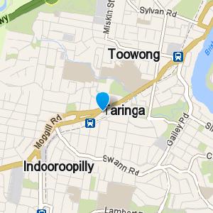 Taringa and surrounding suburbs