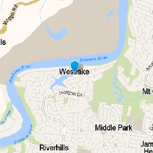 Westlake and surrounding suburbs