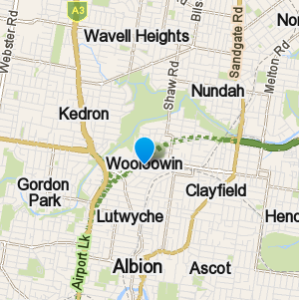 Wooloowin and surrounding suburbs
