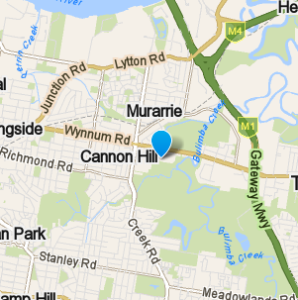CannonHill and surrounding suburbs