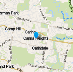 CarinaHeights and surrounding suburbs