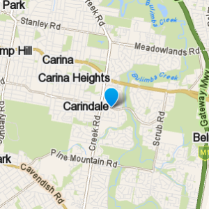 Carindale and surrounding suburbs
