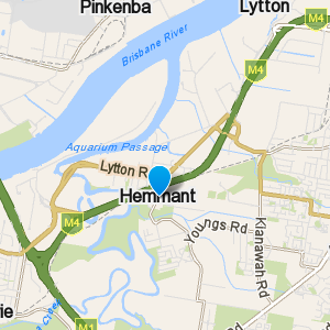 Hemmant and surrounding suburbs