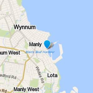Manly and surrounding suburbs