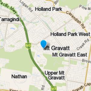 MountGravatt and surrounding suburbs