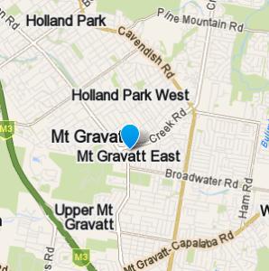MountGravattEast and surrounding suburbs