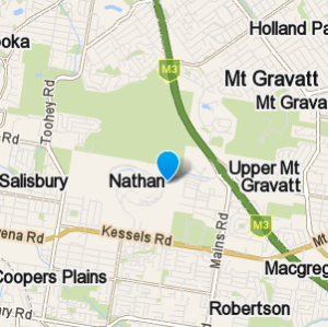 Nathan and surrounding suburbs