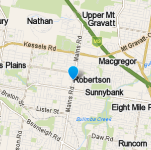 Robertson and surrounding suburbs