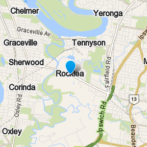 Rocklea and surrounding suburbs