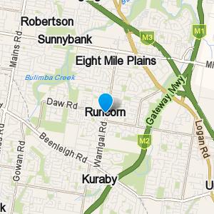 Runcorn and surrounding suburbs