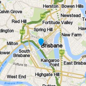 Brisbane and surrounding suburbs