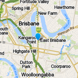 KangarooPoint and surrounding suburbs