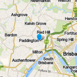 Paddington and surrounding suburbs